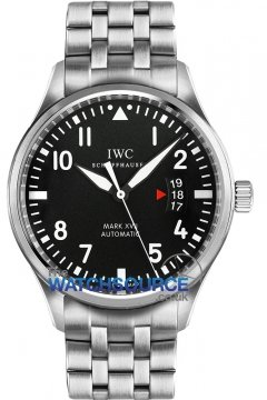 IWC Pilot's Watch Mark XVII Mens watch, model number - IW326504, discount price of £3,910.00 from The Watch Source