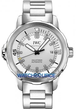 IWC Aquatimer Automatic 42mm Mens watch, model number - iw329004, discount price of £4,240.00 from The Watch Source