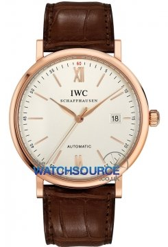 IWC Portofino Automatic 40mm Mens watch, model number - IW356504, discount price of £7,860.00 from The Watch Source