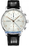 IWC Portuguese Automatic Chronograph IW371445 watch