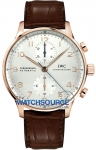 IWC Portuguese Automatic Chronograph IW371480 watch