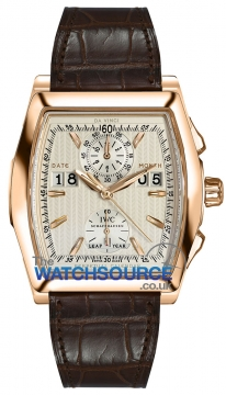 IWC Da Vinci Perpetual Digital Date-Month Chronograph IW376102 watch