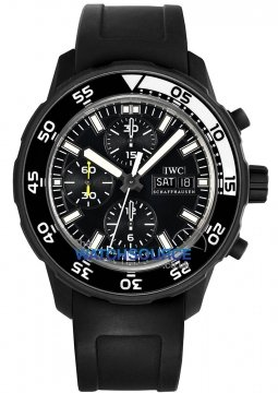 IWC Aquatimer Chronograph Edition Galapagos Islands Mens watch, model number - IW376705 Galapagos, discount price of £4,789.50 from The Watch Source