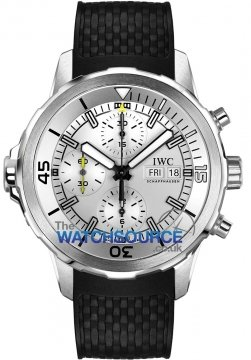Buy this new IWC Aquatimer Automatic Chronograph 44mm iw376801 mens watch for the discount price of £4,887.00. UK Retailer.