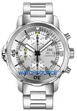 Buy this new IWC Aquatimer Automatic Chronograph 44mm iw376802 mens watch for the discount price of £5,516.00. UK Retailer.