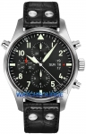 IWC Pilot's Watch Double Chronograph IW377801 watch
