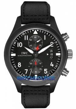 IWC Pilot's Chronograph TOP GUN Mens watch, model number - IW388001, discount price of £8,285.00 from The Watch Source