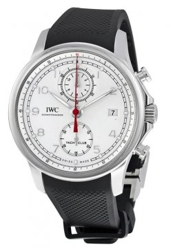 IWC Portugieser Yacht Club Chronograph 43.5mm iw390502 watch