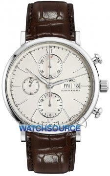 Buy this new IWC Portofino Chronograph IW391007 mens watch for the discount price of £4,037.00. UK Retailer.