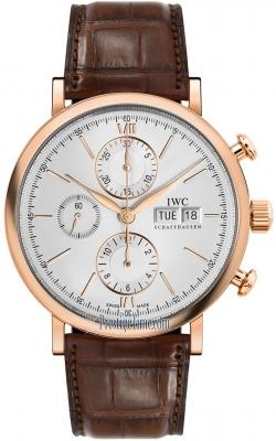IWC Portofino Chronograph IW391025 watch