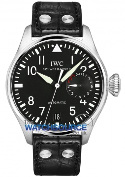 IWC Big Pilot's Watch Mens watch, model number - IW500901, discount price of £9,560.00 from The Watch Source