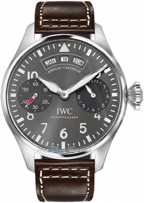 IWC Big Pilot's Watch Annual Calendar iw502702 watch