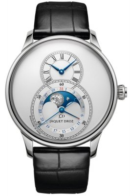 Jaquet Droz Grande Seconde Moon 43mm j007530240 watch