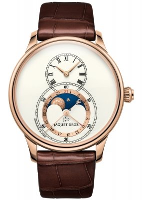Jaquet Droz Grande Seconde Moon 43mm j007533200 watch