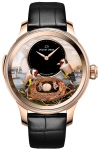 Jaquet Droz Les Ateliers d'Art Automata THE BIRD REPEATER J031033204 LAKE GENEVA watch