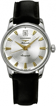 Longines Conquest Heritage Mens watch, model number - L1.645.4.75.4, discount price of £1,230.00 from The Watch Source