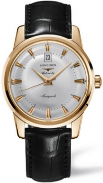 Longines Conquest Heritage Mens watch, model number - L1.645.8.75.4, discount price of £3,745.00 from The Watch Source