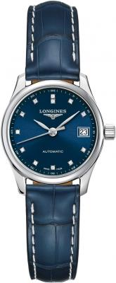 Longines Master Automatic 25.5mm L2.128.4.97.0 watch