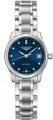 Longines Master Automatic 25.5mm L2.128.4.97.6 watch