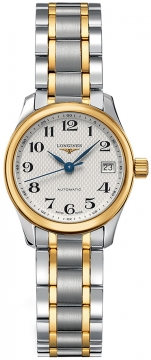 Longines Master Automatic 25.5mm Ladies watch, model number - L2.128.5.78.7, discount price of £1,283.00 from The Watch Source