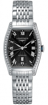 Longines Evidenza Ladies Automatic Ladies watch, model number - L2.142.0.50.6, discount price of £2,082.00 from The Watch Source