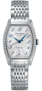 Longines Evidenza Ladies Automatic Ladies watch, model number - L2.142.0.70.6, discount price of £1,960.00 from The Watch Source