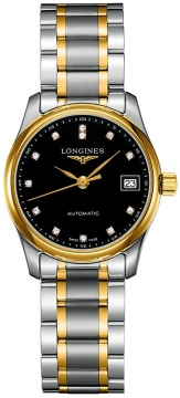 Longines Master Automatic 29mm Ladies watch, model number - L2.257.5.57.7, discount price of £1,581.00 from The Watch Source