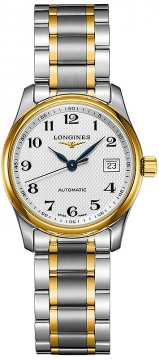 Longines Master Automatic 29mm Ladies watch, model number - L2.257.5.78.7, discount price of £1,330.00 from The Watch Source