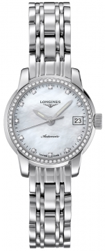 Longines The Saint-Imier 26mm Ladies watch, model number - L2.263.0.87.6, discount price of £1,887.00 from The Watch Source