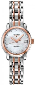Longines The Saint-Imier 26mm Ladies watch, model number - L2.263.5.88.7, discount price of £1,520.00 from The Watch Source