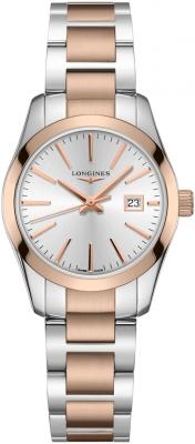 Longines Conquest Classic Quartz 29.5mm L2.286.3.72.7 watch