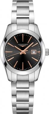 Longines Conquest Classic Quartz 29.5mm L2.286.4.52.6 watch