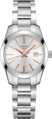Longines Conquest Classic Quartz 29.5mm L2.286.4.72.6 watch