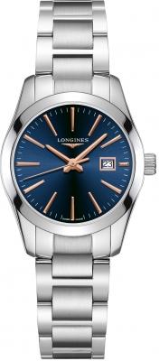 Longines Conquest Classic Quartz 29.5mm L2.286.4.92.6 watch