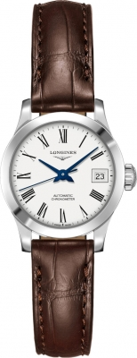 Longines Record 26mm L2.320.4.11.2 watch