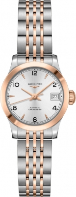 Longines Record 26mm L2.320.5.76.7 watch