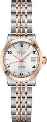 Longines Record 26mm L2.320.5.76.7 watch