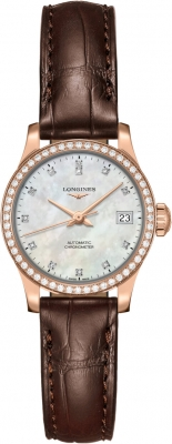 Longines Record 26mm L2.320.9.87.2 watch