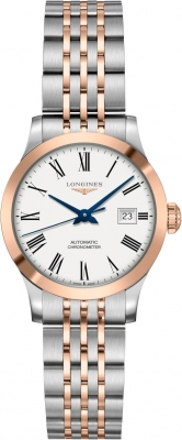 Longines Record 30mm L2.321.5.11.7 watch