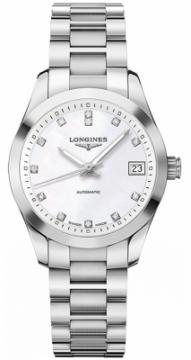 Longines Conquest Classic Automatic 34mm L2.385.4.87.6 watch