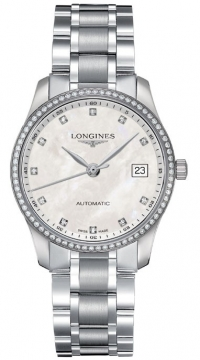 Longines Master Automatic 36mm L2.518.0.87.6 watch