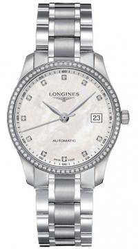 Longines Master Automatic 36mm L2.518.0.87.6 watch