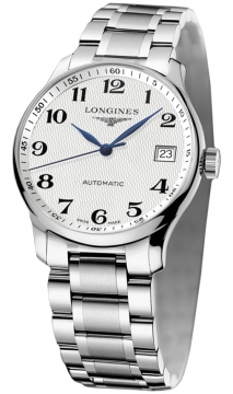 Longines Master Automatic 36mm Midsize watch, model number - L2.518.4.78.6, discount price of £1,050.00 from The Watch Source