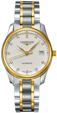 Longines Master Automatic 36mm Mens watch, model number - L2.518.5.77.7, discount price of £1,645.00 from The Watch Source