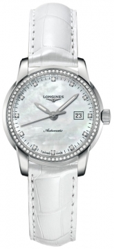 Longines The Saint-Imier 30mm Ladies watch, model number - L2.563.0.87.2, discount price of £2,045.00 from The Watch Source