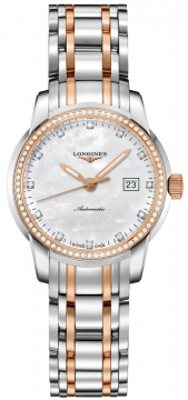Longines The Saint-Imier 30mm Ladies watch, model number - L2.563.5.87.7, discount price of £2,465.00 from The Watch Source