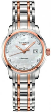 Longines The Saint-Imier 30mm Ladies watch, model number - L2.563.5.88.7, discount price of £1,820.00 from The Watch Source