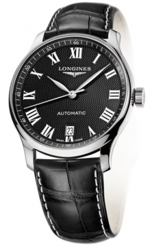 Longines Master Automatic 38.5mm L2.628.4.51.7 watch