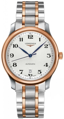 Longines Master Automatic 38.5mm L2.628.5.79.7 watch
