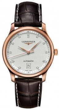 Longines Master Automatic 38.5mm Mens watch, model number - L2.628.8.77.3, discount price of £3,323.00 from The Watch Source